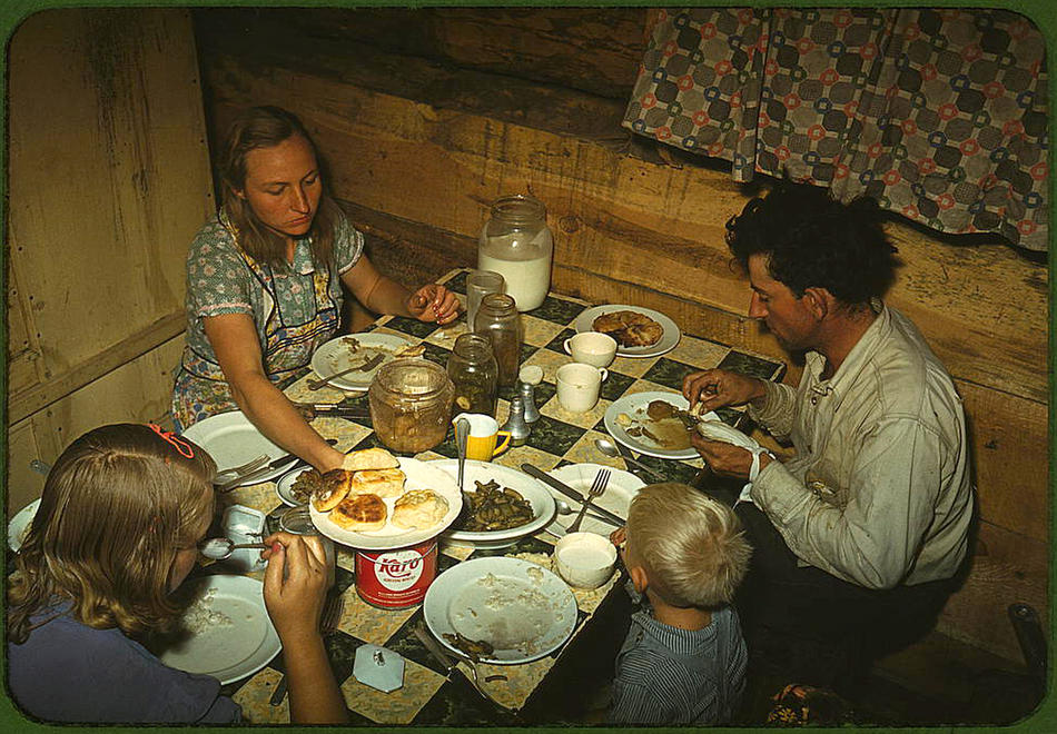 Dust Bowl Era Photos in Color Glory! (2/6)