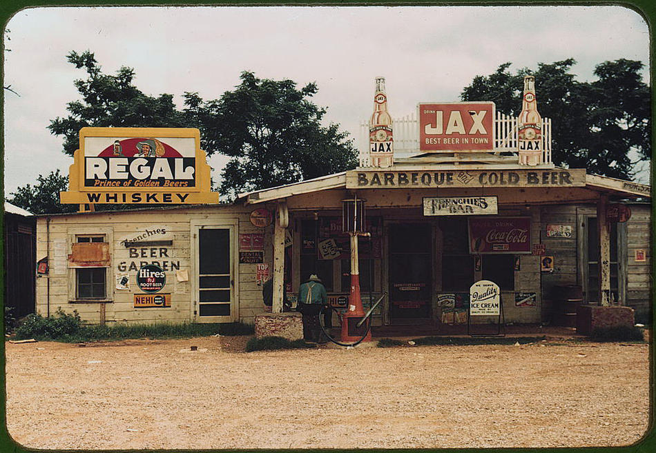 Dust Bowl Era Photos in Color Glory! (3/6)