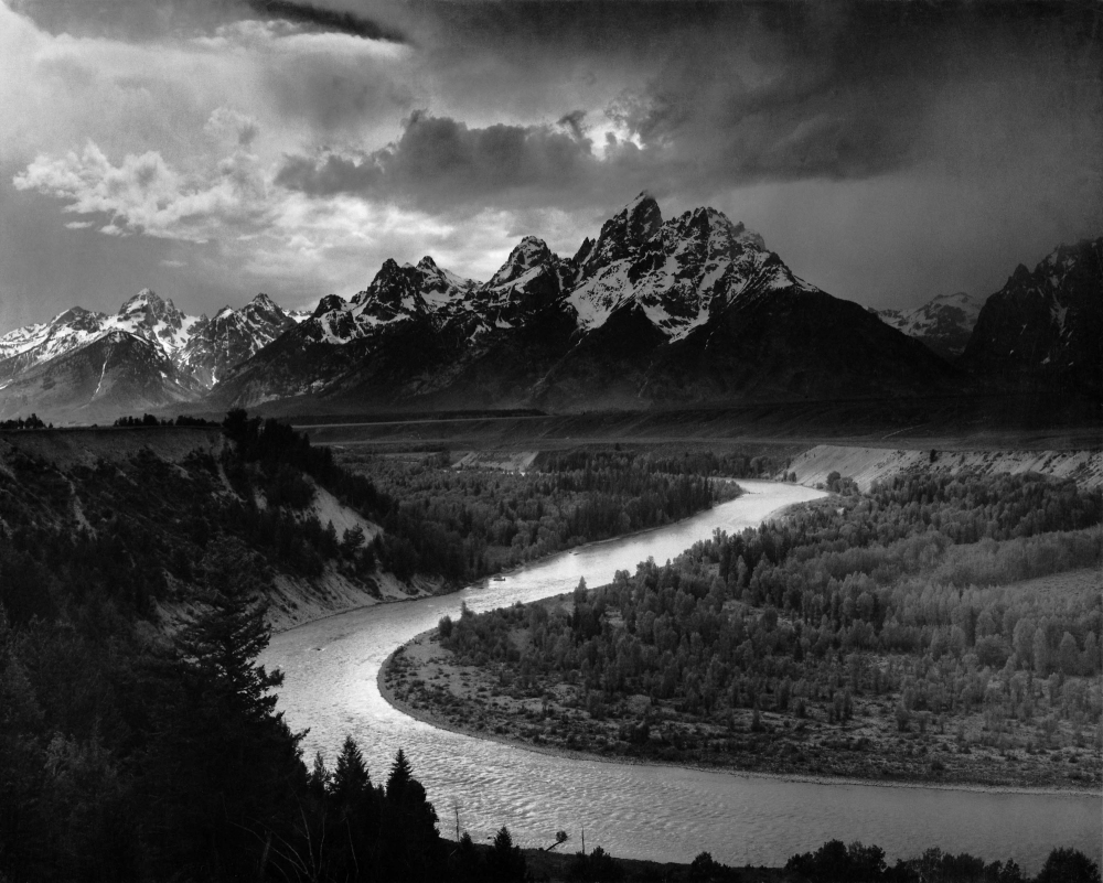 Happy Birthday Ansel Adams! (3/3)