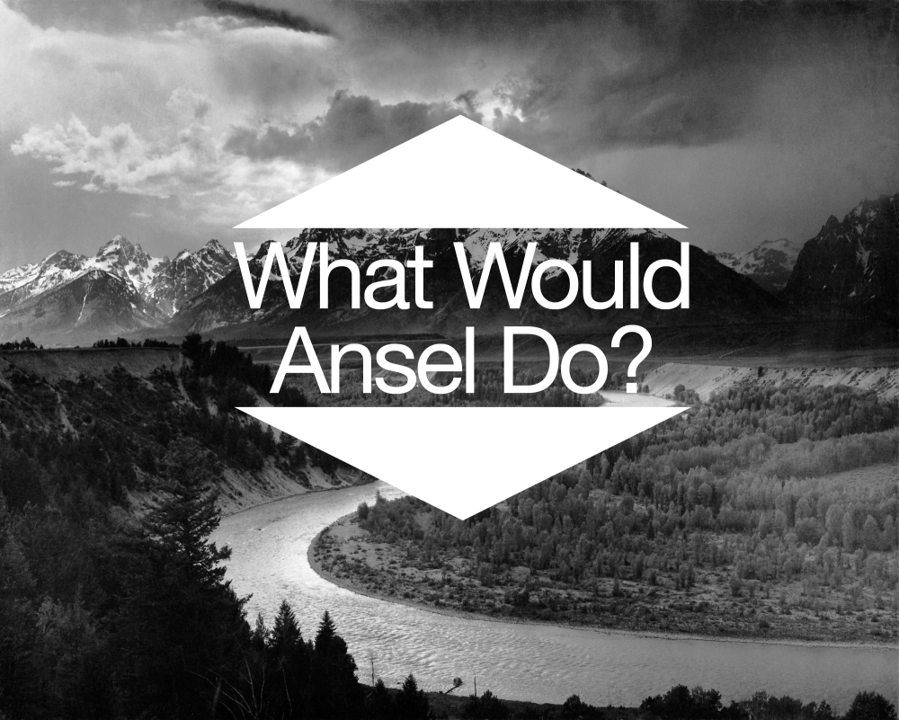 Happy Birthday Ansel Adams! (1/3)