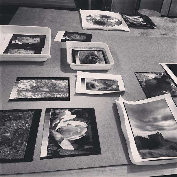 Class Completed: Digital Negative to Silver Gelatin (1/2)