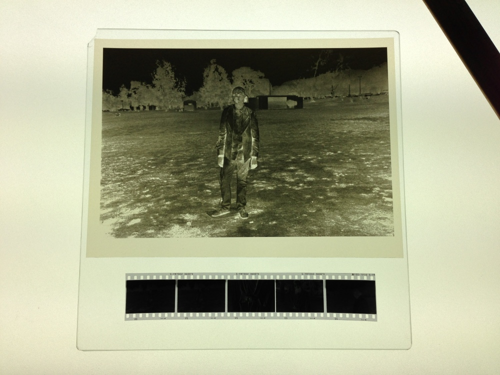 Class Completed: Digital Negative to Silver Gelatin (2/2)